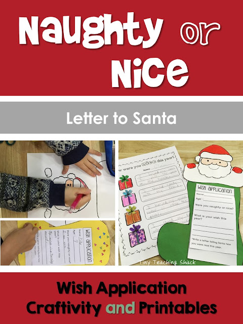 https://www.teacherspayteachers.com/Product/Naughty-or-Nice-Craftivity-and-Printables-Letter-to-Santa-2251344