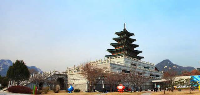 Bảo tàng Dân gian Quốc gia Hàn Quốc tại Seoul