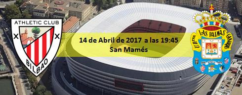 Previa Atheltic Club - UD Las Palmas 14 Abril  2017