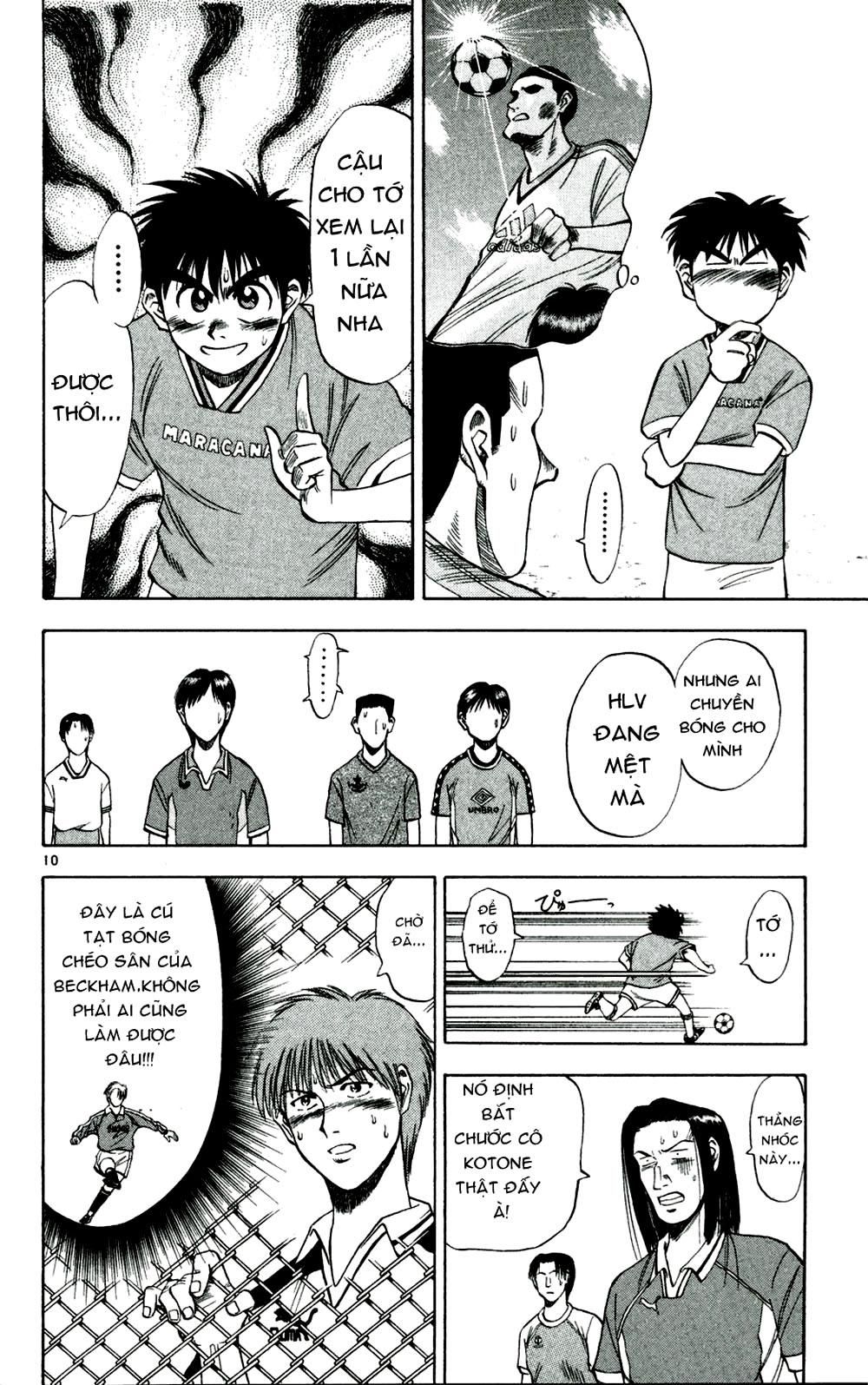 Fantasista chap 9 trang 14
