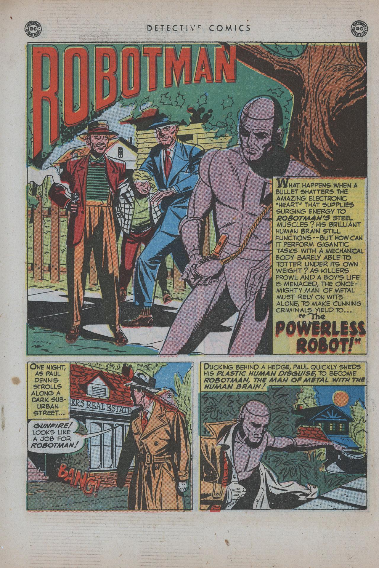 Detective Comics (1937) 171 Page 26