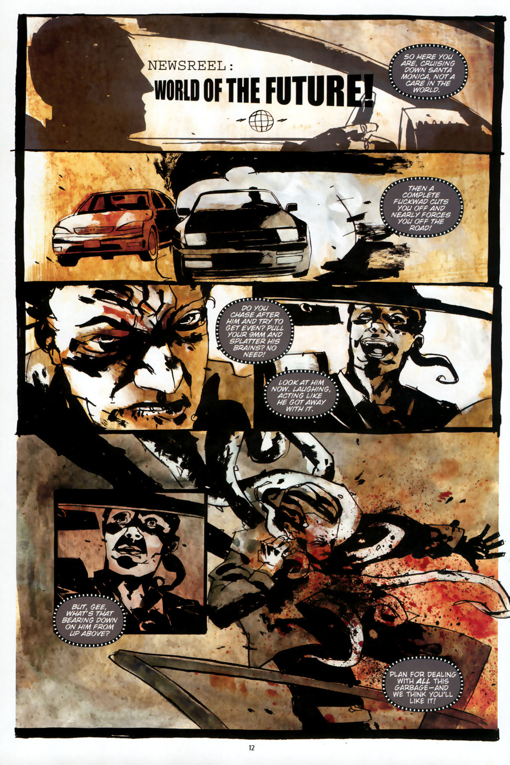 Read online Silent Hill: Dead/Alive comic -  Issue #2 - 14