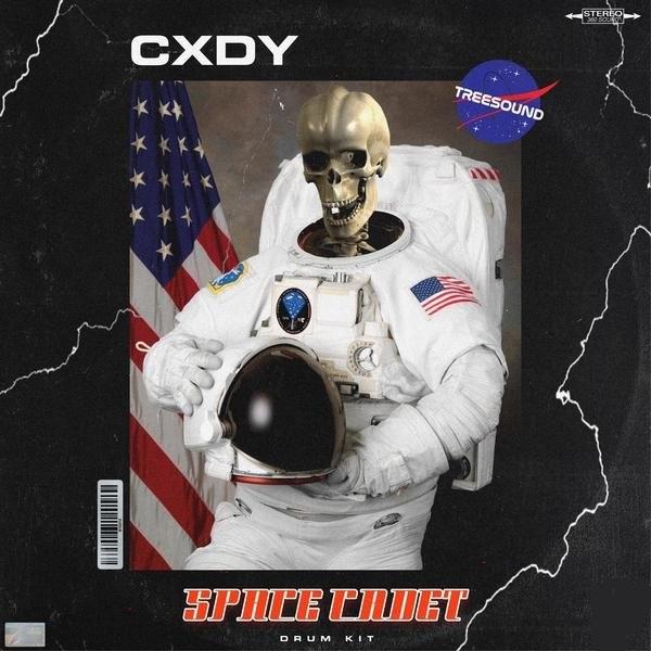 Cxdy Space Cadet Drum Kit WAV - LEGION MUZIK