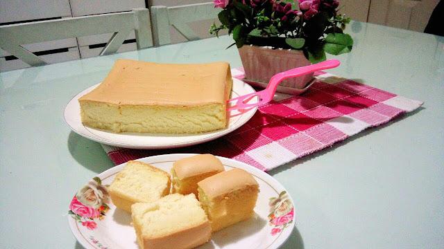 Resepi Kek Span Vanilla Lembut Dan Gebu Sukatan Cawan