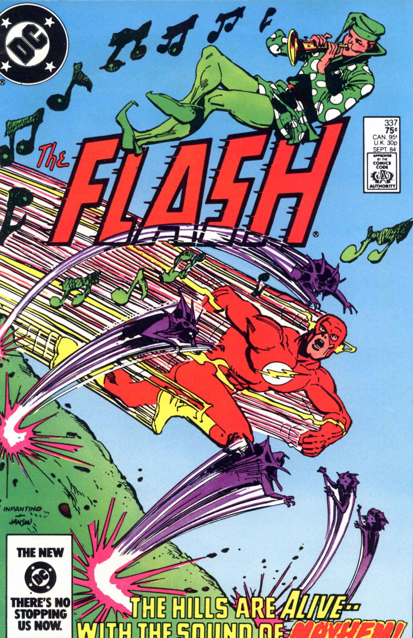 The Flash (1959) 337 Page 1