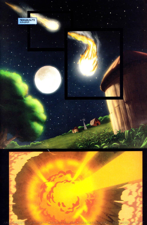 Read online Transformers Armada comic -  Issue #8 - 3