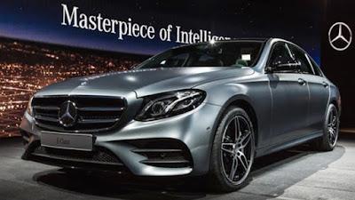 Mercedes Benz E-Class Saloon 2018 Review, Specs, Price