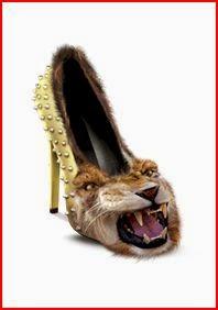 jaguarjulie shoe meanie