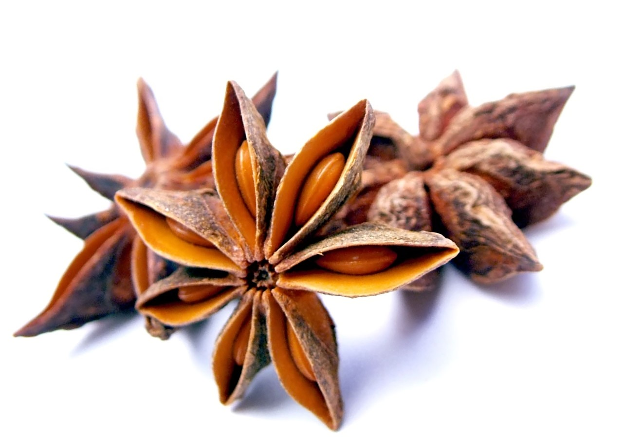 Star anise in chinese