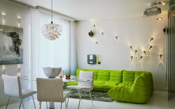 moderna sala comedor