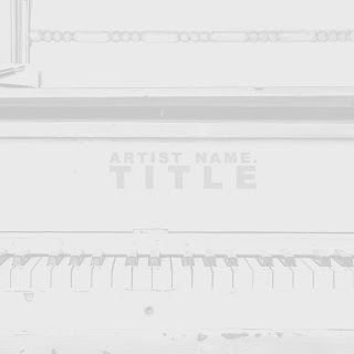 This simple plain white album cover speaks volumes. Stunning white with layered sheet music and transparent look and feel. Captivating image design with pencil drawing style art. Designed exclusively for the classically-trained musician/artist/band - Perfect for piano music, instrumental music albums, orchestral music, jazz and anything that sounds upscale