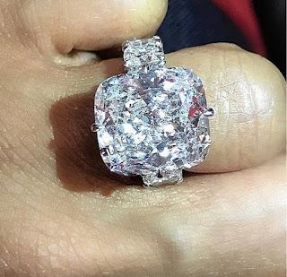 Keyshia KaOir Wedding Ring