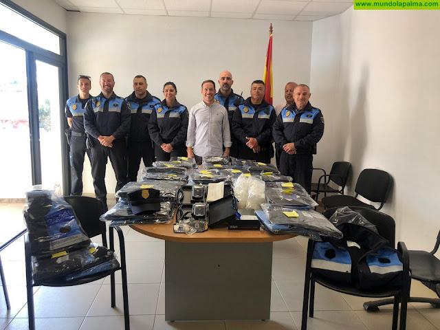 El Ayuntamiento de Los Llanos dota a La Policía Local de Los Llanos de dos alcoholímetros
