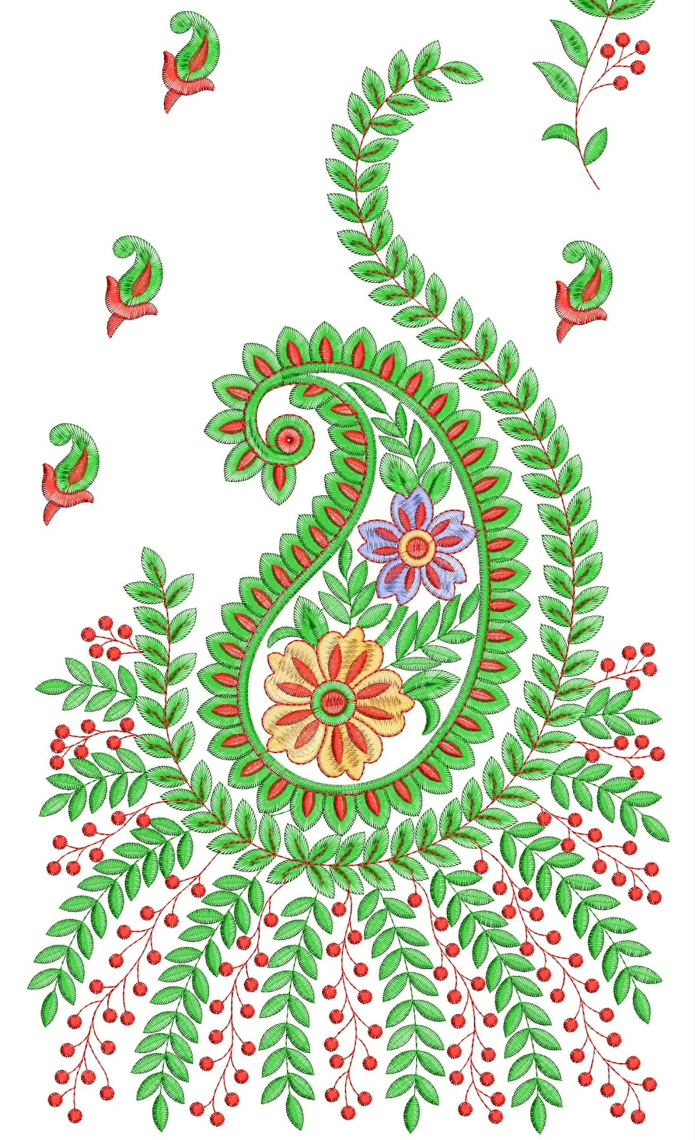 Embroidery Lace Designs