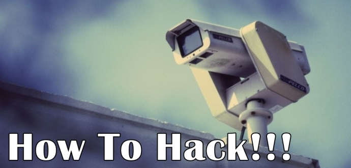 How to hack CCTV cameras & webcam easiest way | New Study Club