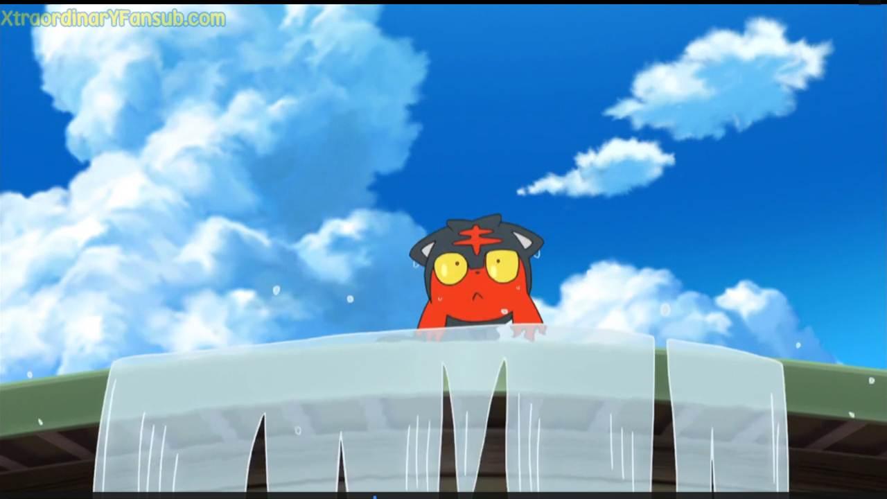 Pokemon Sol y Luna cap 6 Sub Español