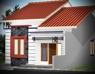 Minimalist house design size 6 x 12 m latest