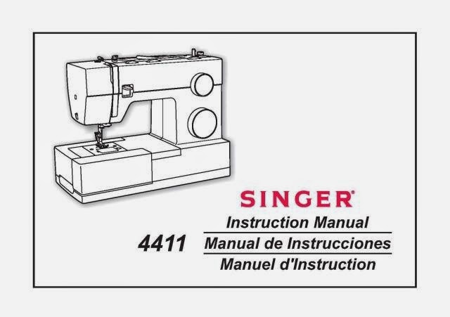 Sewing Machine Manuals Download: July 2014