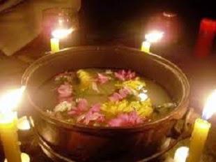Spiritual Baths ~ Grimorium Blog