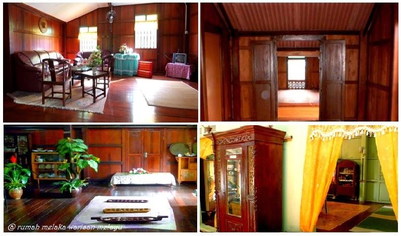 Rumah Melaka Warisan Melayu Senibina Rumah Melayu Melaka