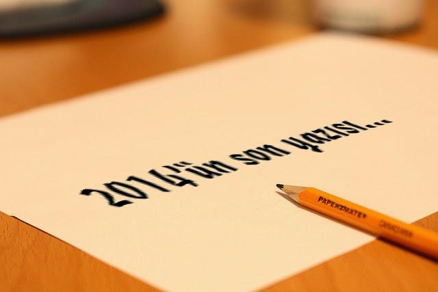 2014'Ün Son Yazısı