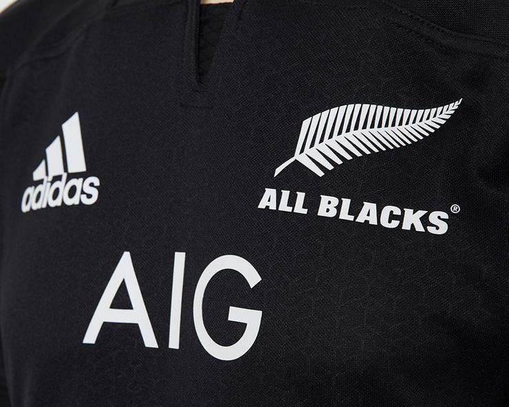 e9f0be09bee Adidas renova patrocínio da seleção de rugby da Nova Zelândia - Show ...