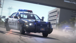 Need for Speed Payback Police Wallpaper