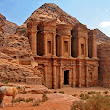 Petra:The lost city of stone