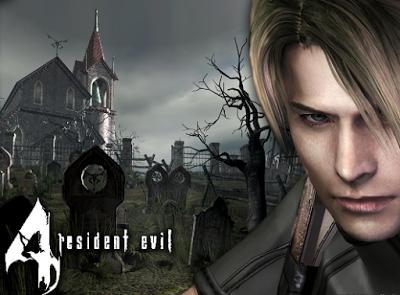 resident evil 4 android mod terbaru
