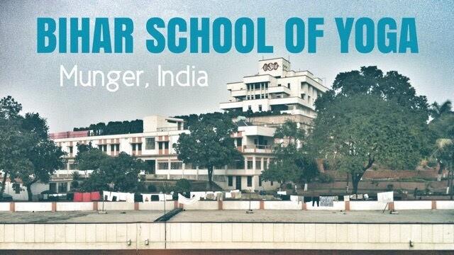 Bihar School of Yoga Ashram Munger