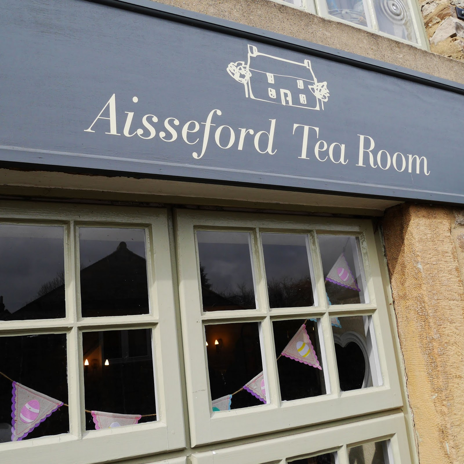Aisseford Tea Room, Ashford-in-the-water (Peak District National Park)