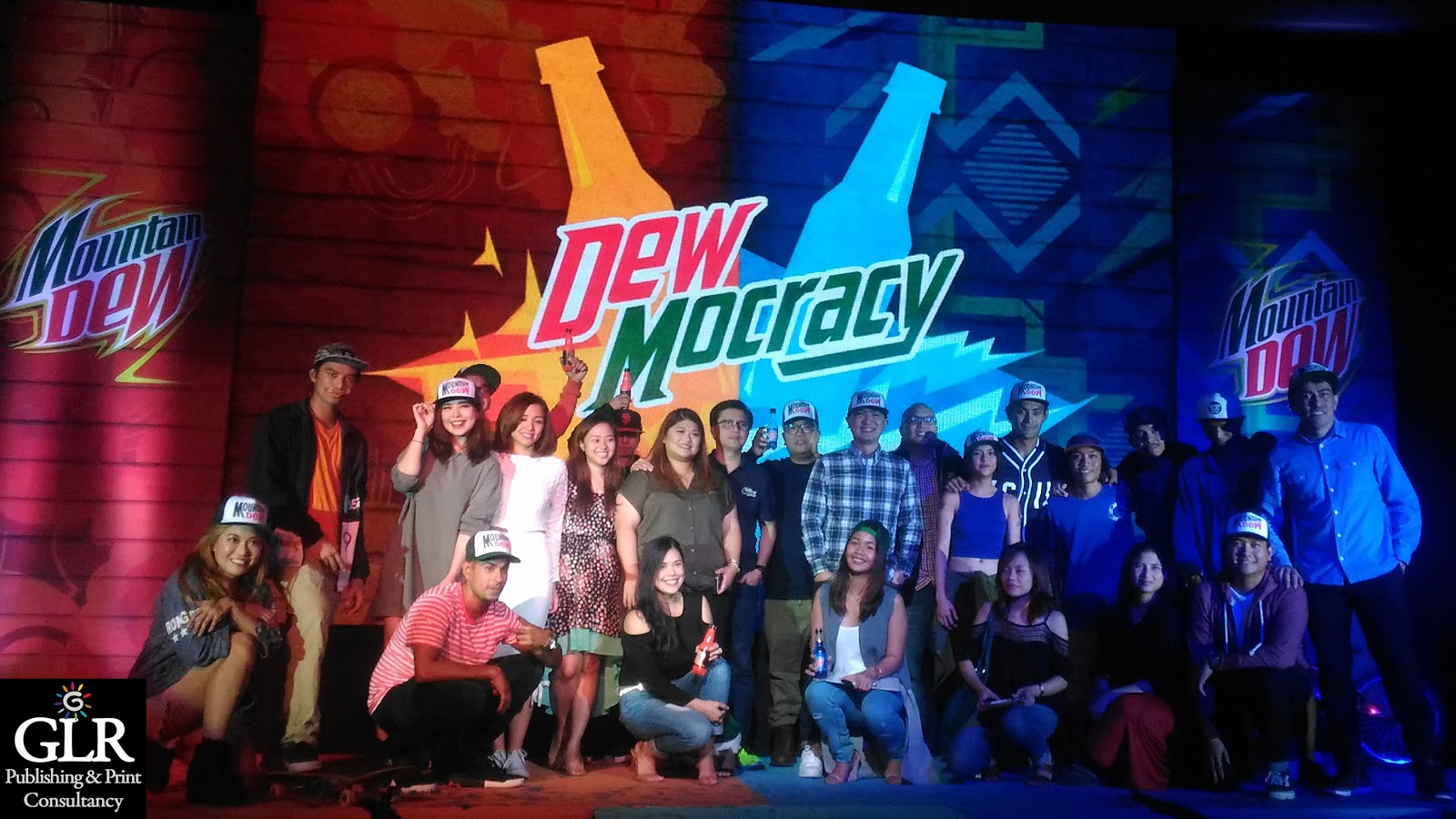 vote wisely for dewmocracy as mountain dew launched limited edition
