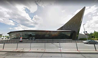 Canadian War Museum is Canada's national museum of military history