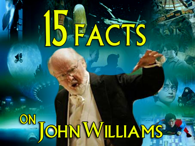 15 facts on john williams