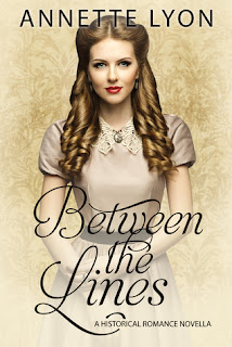 Heidi Reads... Between the Lines by Annette Lyon