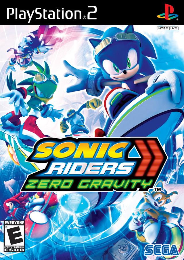 Sonic Riders Zero Gravity D04516EE PCSX2 PNACH