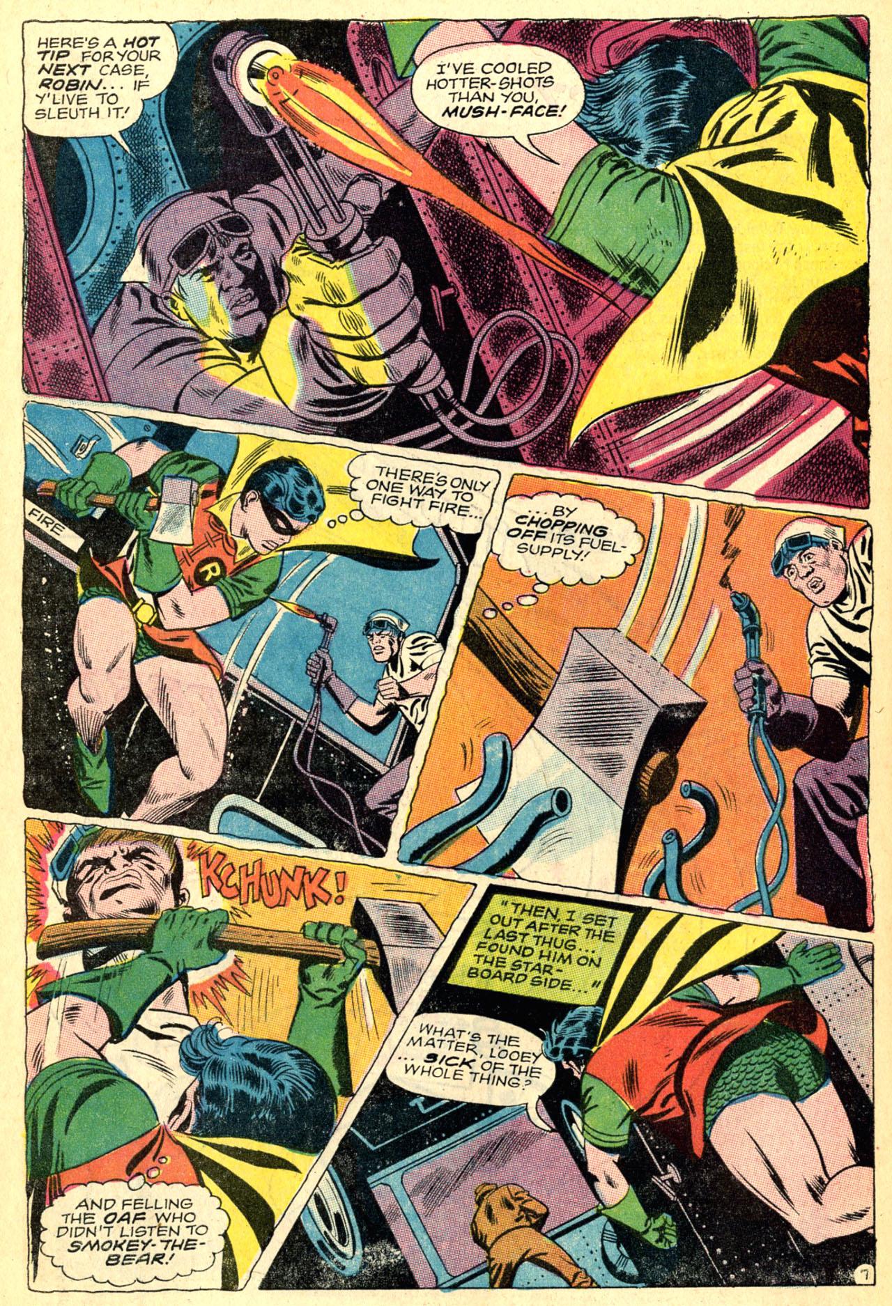Detective Comics (1937) 381 Page 9