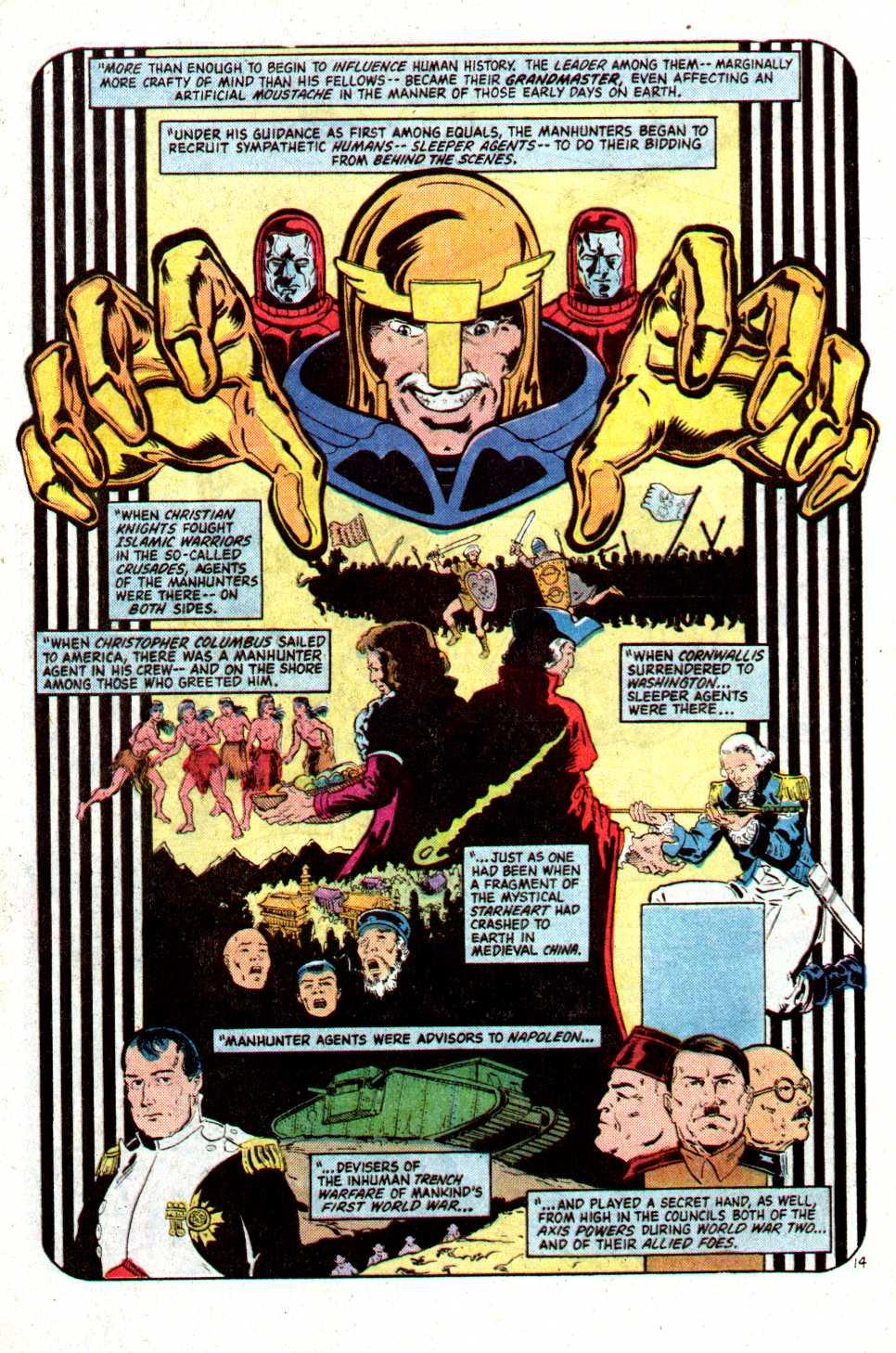 Read online Secret Origins (1986) comic -  Issue #22 - 15