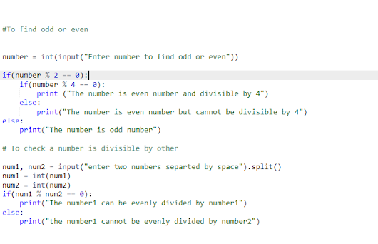 Find Odd or Even in Python: 2rd Exercise of PracticePython