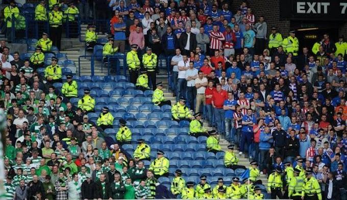 Old Firm Derby: Antara Celtic, Rangers, dan Agama