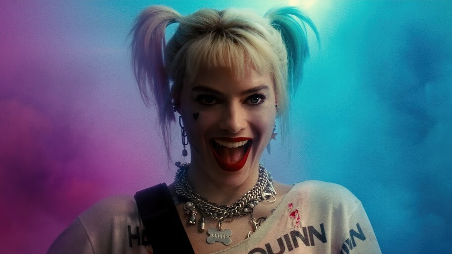 Harley Quinn, Margot Robbie, Birds of Prey, 4K, #7.740