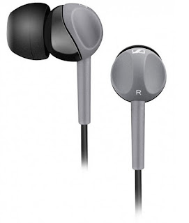 CX 180 Street II In-Ear Headphone (Black)
