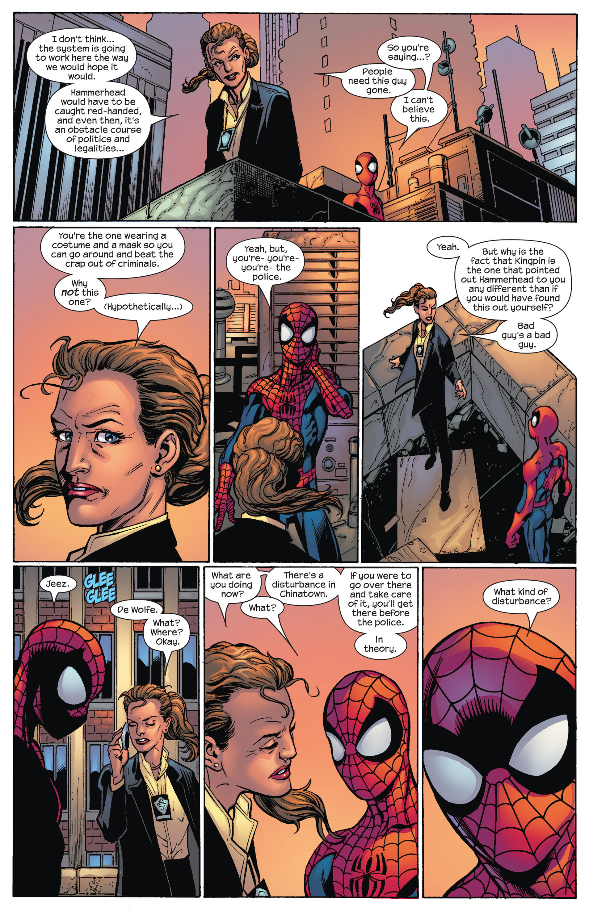 Read online Ultimate Spider-Man (2000) comic -  Issue #81 - 8