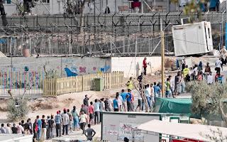 Μέτρα για την αποσυμφόρηση της Λέσβου από τους μετανάστες μετά την απόφαση του ΣΤΕ ζητά ο Χ. Αθανασίου