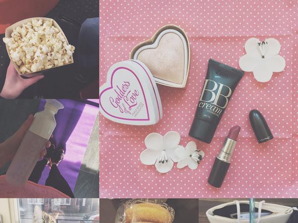 Life as Chelsey #17 - Ariana lipstick, Allegiant, heel veel donuts