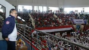Zulhas Disoraki Kader PDIP, JS Prabowo: Hasil Revolusi Mental, Ternyata Cuma Jago Kandang