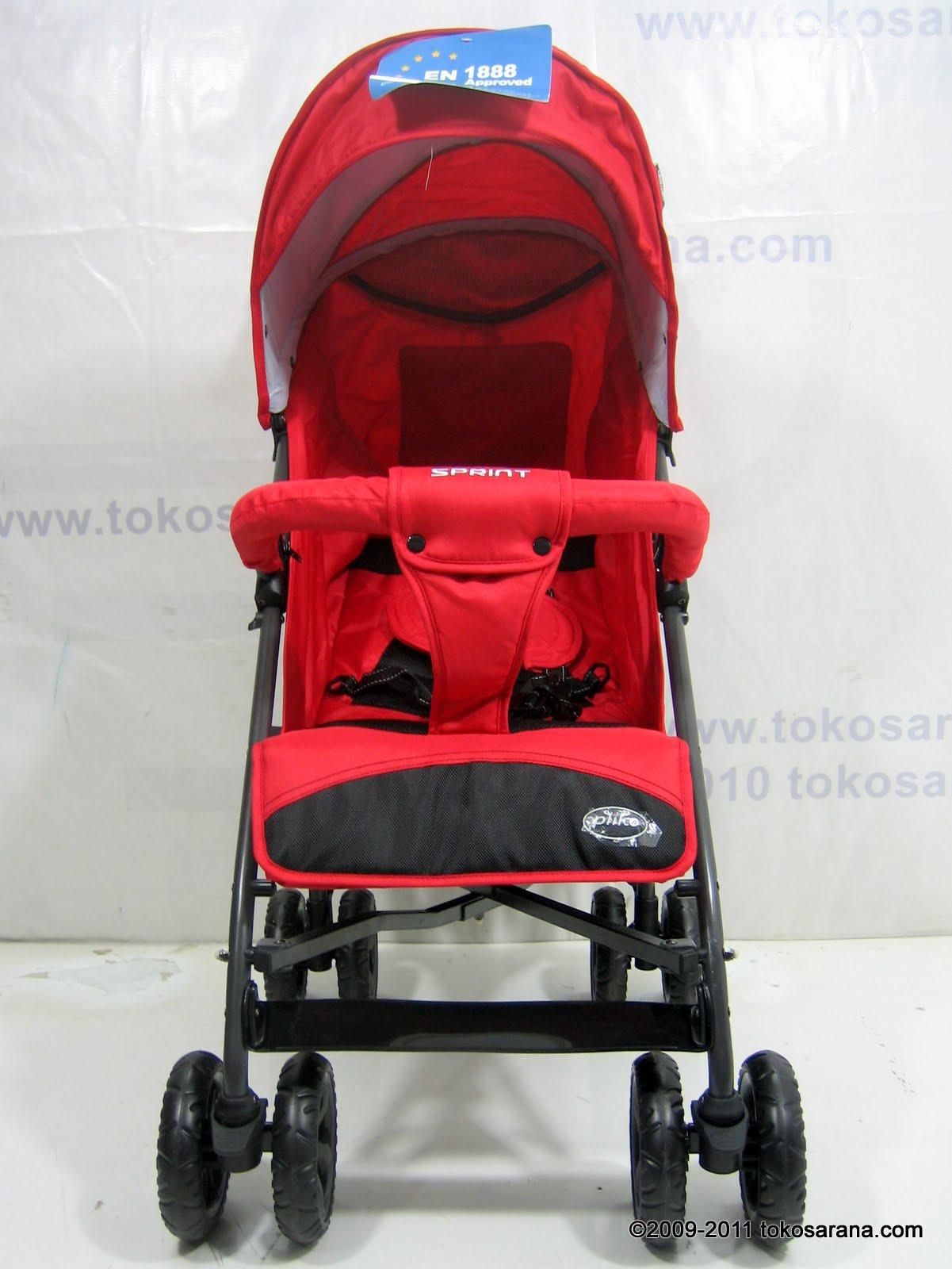Pliko BS1700 Sprint Baby Stroller ~ News Untuk Anak Anda