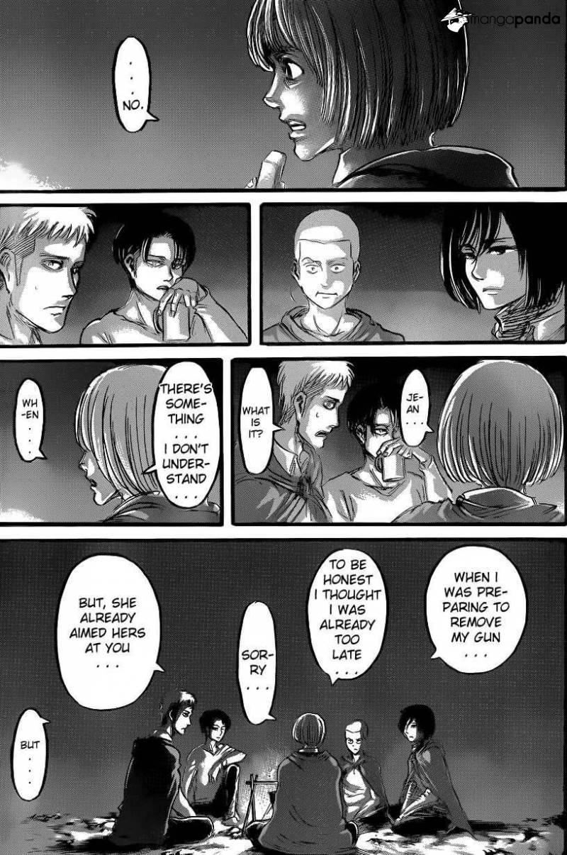 Shingeki no Kyojin Ch 59: