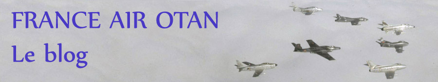 FRANCE AIR OTAN, le blog
