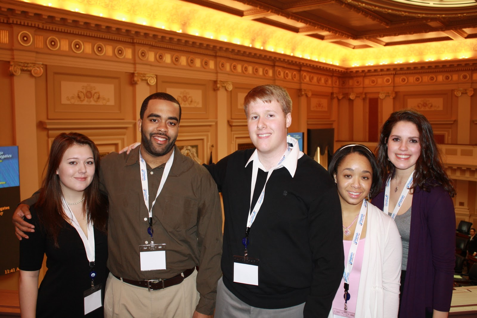 Campus Happenings: Students meet with General Assembly